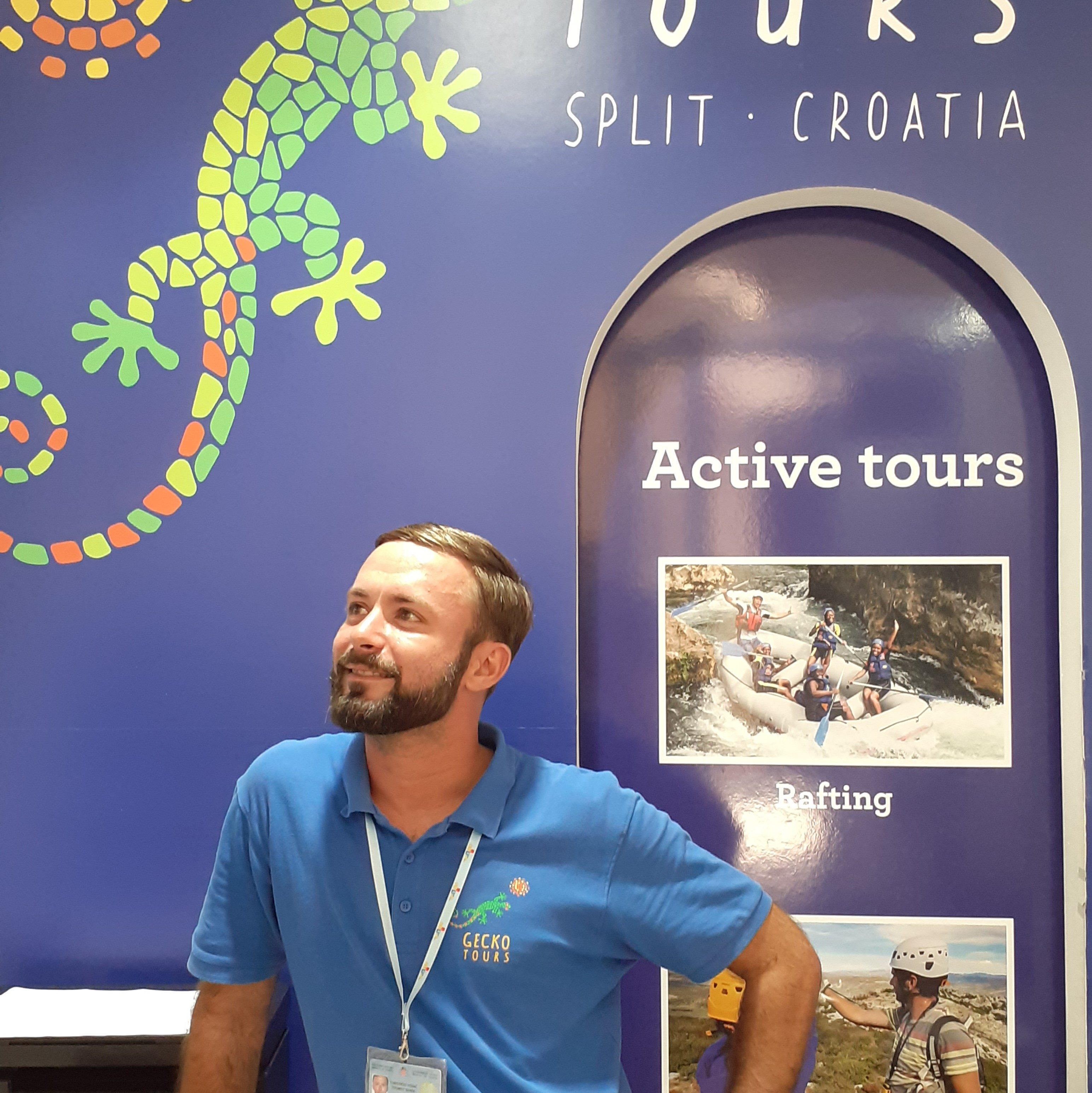 About Us - Gecko Tours